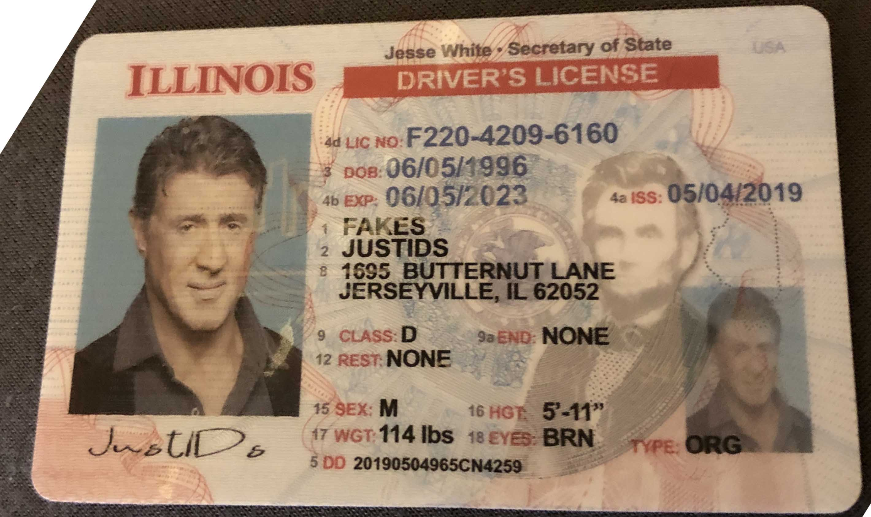 Illinois FakeID